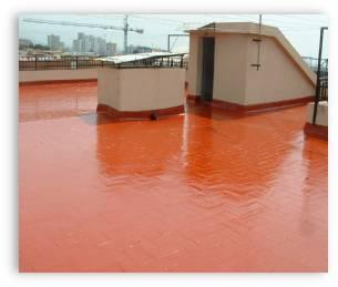 Impermeabilizacion de terrazas España